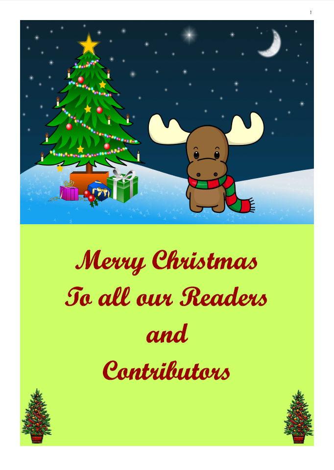 PI Patter December Newsletter 2015